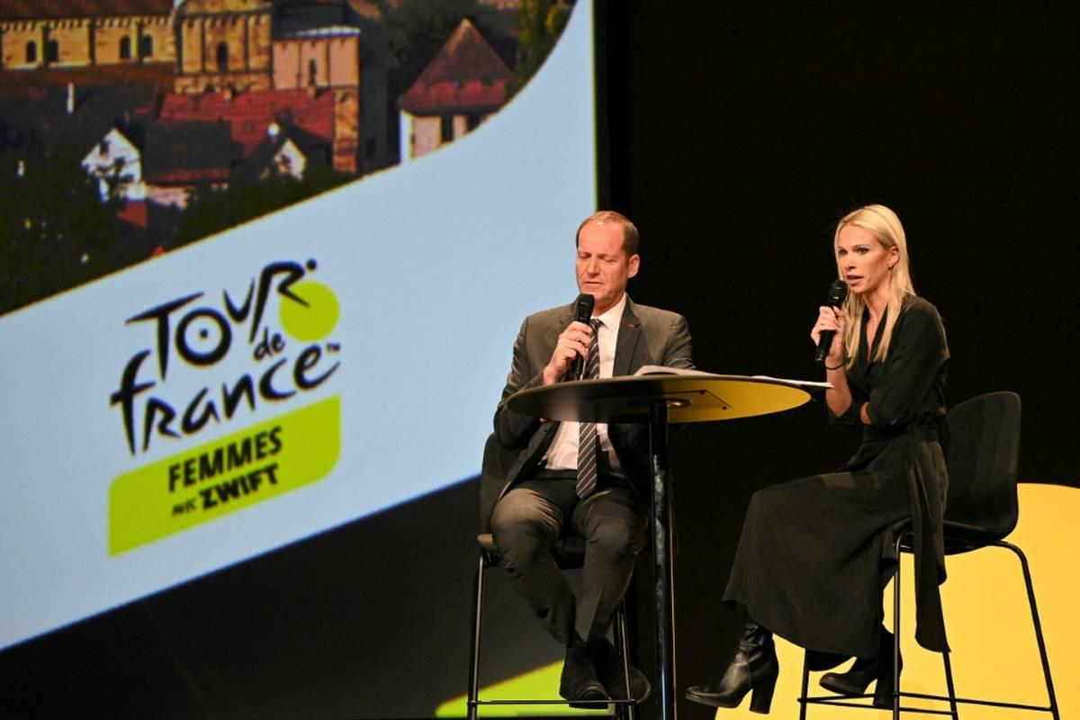 """Die Neuauflage der """"Tour de France Femmes"""" soll den Frauen-Radsport im kommenden Jahr mit einem anspruchsvollen Kurs ins Rampenlicht stellen."""