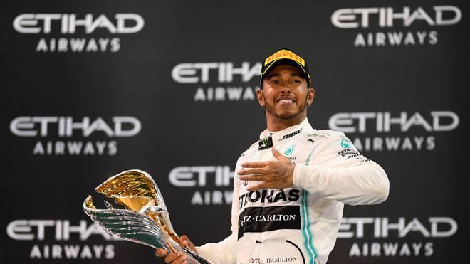 Lewis Hamilton ist sechsmaliger Formel-1-Weltmeister