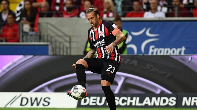 Marco Russ machte über 280 Pflichtspiele für Eintracht Frankfurt