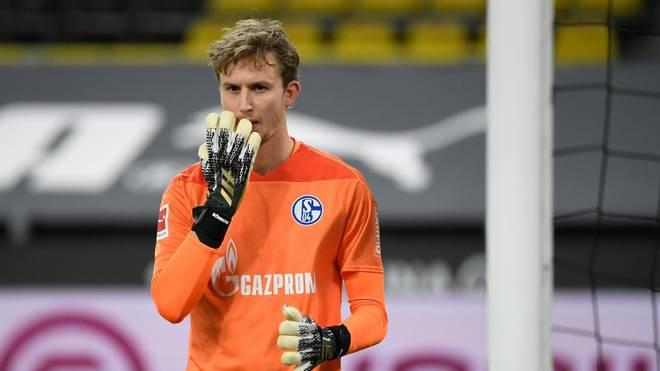 Rönnow ist Stammtorhüter von Schalke 04