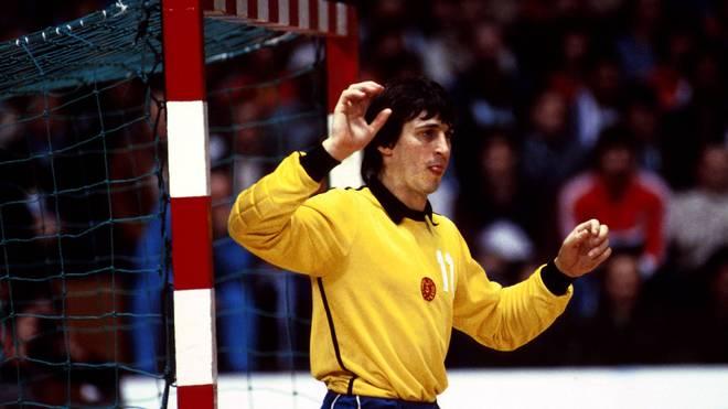 Im olympischen Finalthriller besiegte die DDR-Auswahl um Keeper Wieland Schmidt die UdSSR