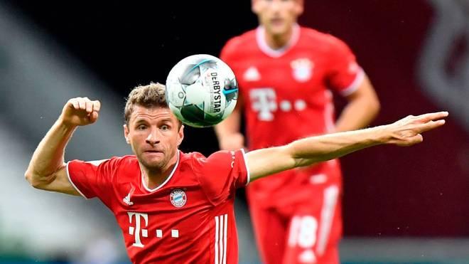 Thomas Müller gelingt in Wolfsburg seine 21. Torvorlage der Saison
