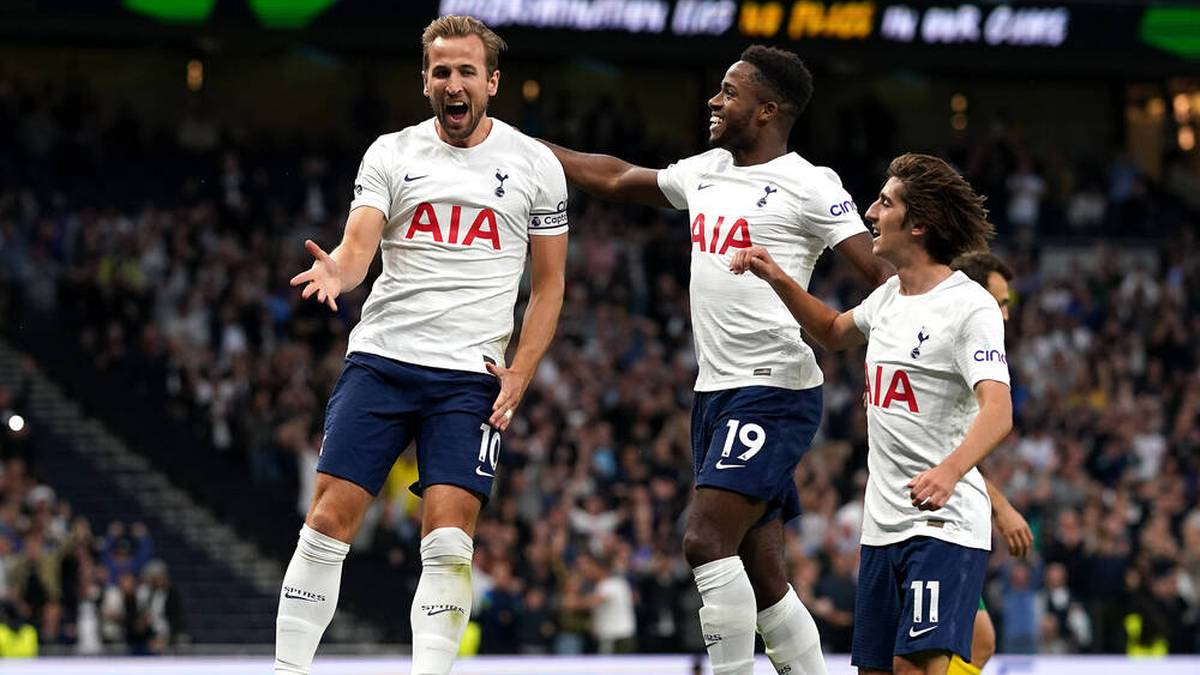 Kane-Doppelpack! Spurs in Conference League