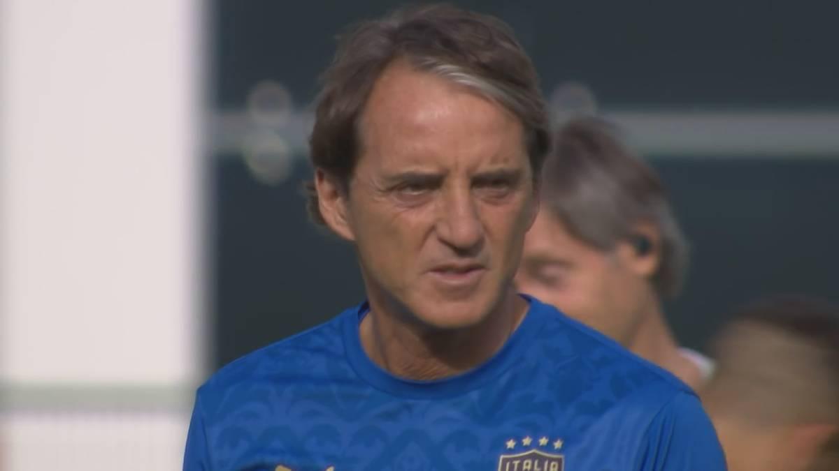"""Mancini exklusiv: """"Alle wollten Wiedergutmachung"""""""