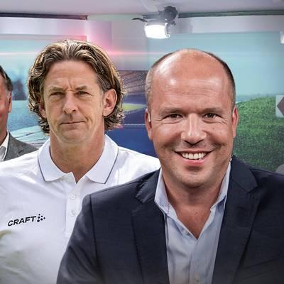Sendung verpasst? Der Doppelpass 2. Bundesliga mit Carsten Wehlmann und Marcus Mann vom 30.August