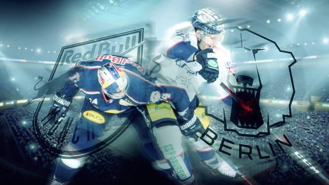 DEL Playoffs Viertelfinale: EHC Red Bull München - Eisbären Berlin, LIVE auf SPORT1
