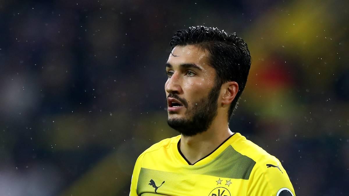 Nuri Sahin reiste vorzeitig von der türkischen Nationalmannschaft ab
