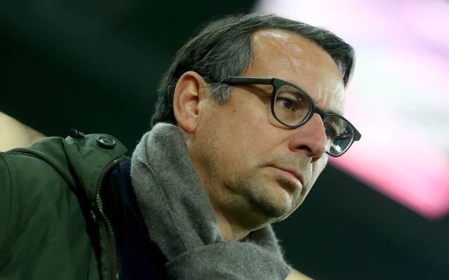 Martin Bader ist seit Februar Sportvorstand beim 1. FC Kaiserslautern