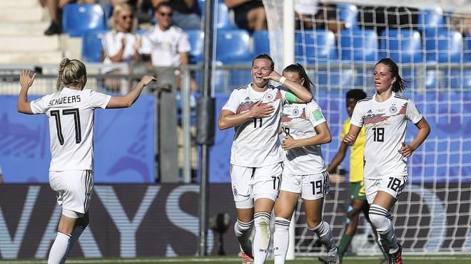 Die Frauen-Nationalmannschaft trifft im WM-Achtelfinale auf Nigeria