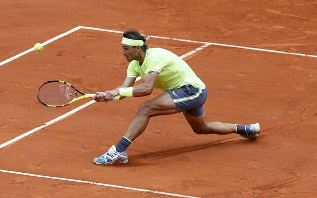 Rafael Nadal gewann 2019 in Paris