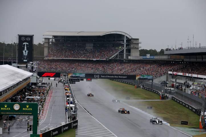 Mit dem Chaos-Rennen am Hockenheimring ging eine Ära zu Ende. Ab 2020 findet kein Formel-1-Rennen mehr auf deutschem Boden statt, dafür sind andere Rennen neu im Kalender.SPORT1 zeigt die Bilder der neuen Rennstrecken