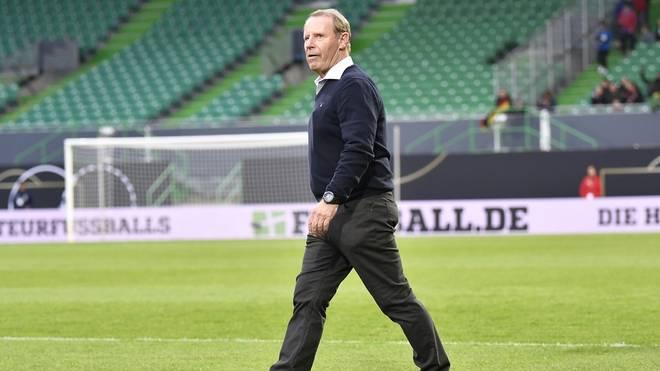 Berti Vogts traut dem deutschen Team viel zu