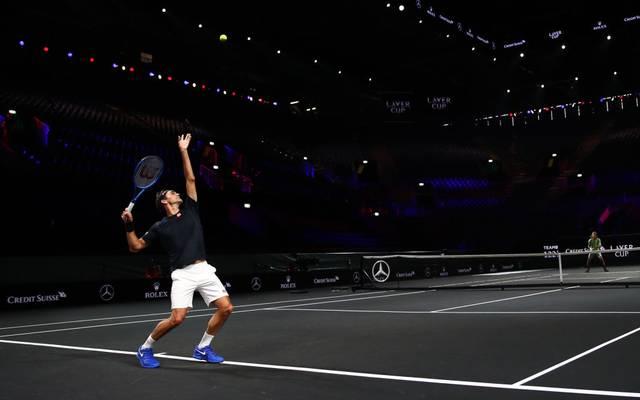 Roger Federer erwägt eine Olympia-Teilnahme