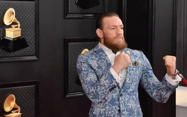 Conor McGregor will ins UFC-Oktagon zurückkehren