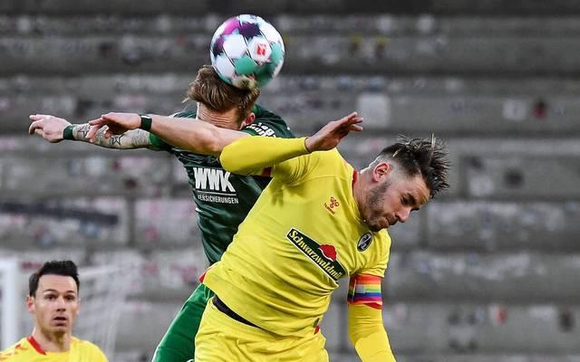 Christian Günter und Co. spielen gegen Augsburg in Gelb