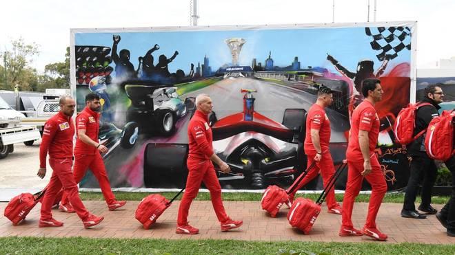 Der Auftakt der Formel-1-Saison ist abgesagt worden