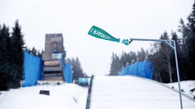 Die Qualifikation zum Skifliegen am Kulm wurde abgesagt