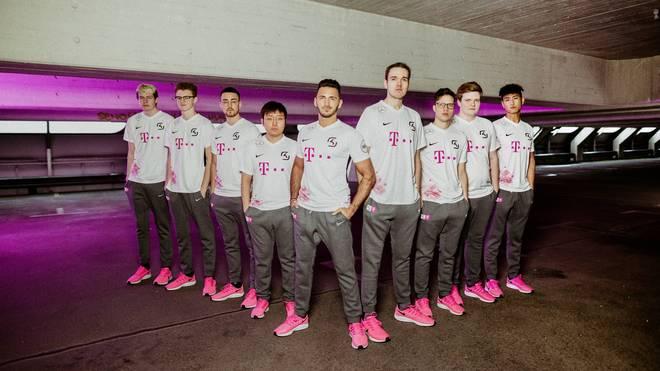 SK Gaming verpartnert sich mit Nike und 11teamsports
