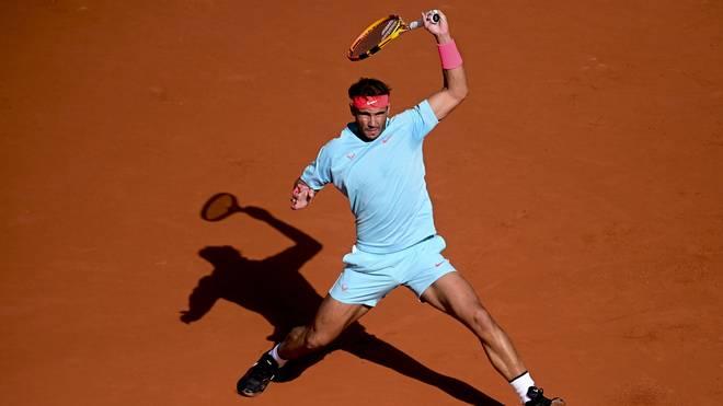 Rafael Nadal peilt in Paris seinen 13. Triumph bei den French Open an