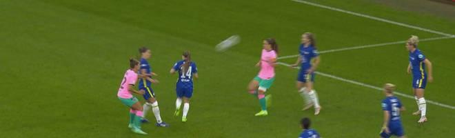 Fussball / Women's Champions League