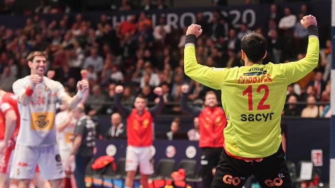 Spanien ist bei der EM auf Halbfinalkurs