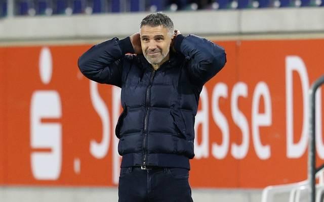 0:0 beim Debüt mit Duisburg: Gino Lettieri
