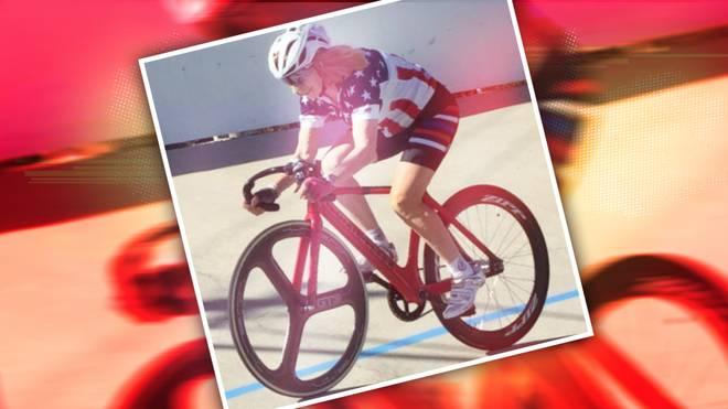 Radsportlerin Barbara Gicquel glückte mit fast 80 Jahren ein Weltrekord - doch nun gab es eine Dopingsperre