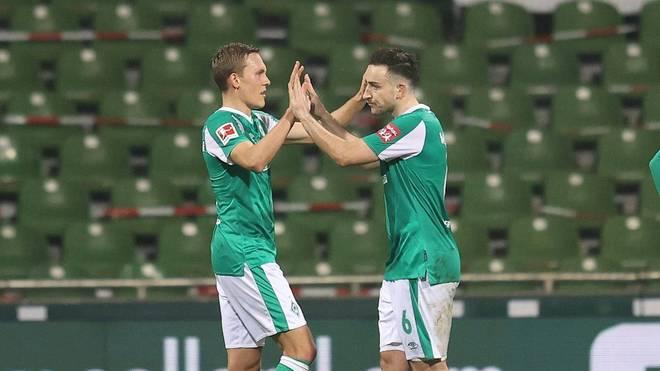Werder Bremen gewinnt gegen Hannover 96