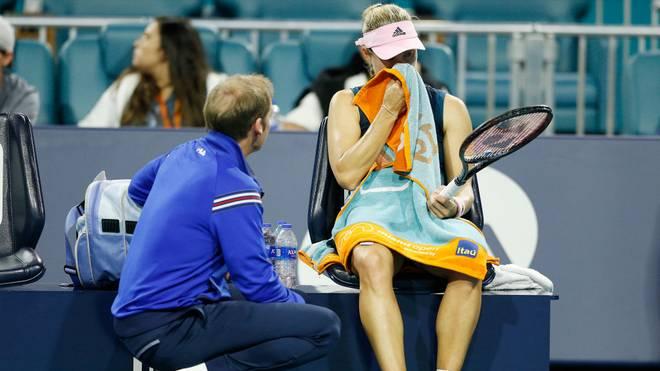 Die Fed-Cup-Finals sind wegen des Coronavirus verschoben worden