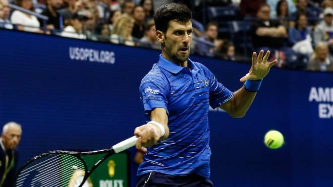 Bereits dreimal konnte Novak Djokovic bei den US Open triumphieren