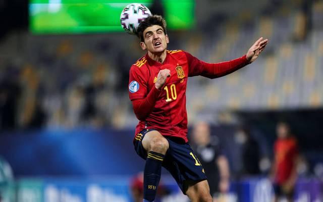 Spanien spielt bei der U21-EM remis gegen Italien