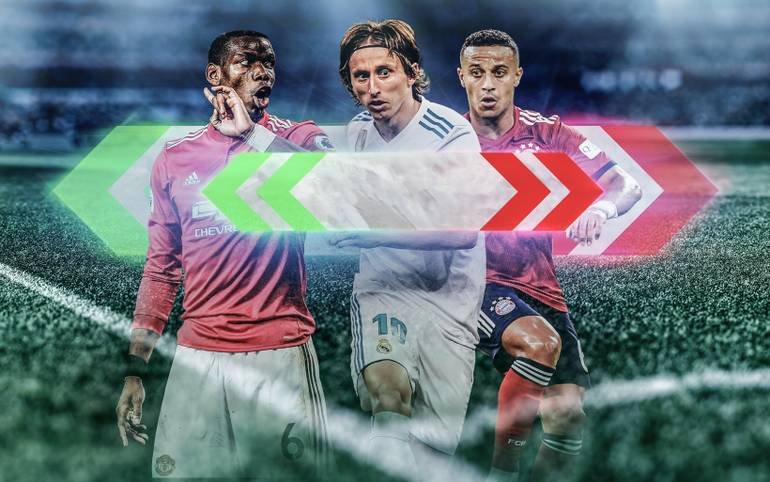 Paul Pogba, Eden Hazard oder Jerome Boateng - um alle ranken sich Gerüchte. SPORT1 zeigt welche Kracher-Transfers noch über die Bühne gehen könnten