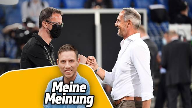 SPORT1-Reporter Christopher Michel sieht Frankfurts Transferpolitik kritisch