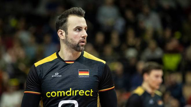 Georg Grozer spielt aktuell bei VC Zenit Saint Petersburg