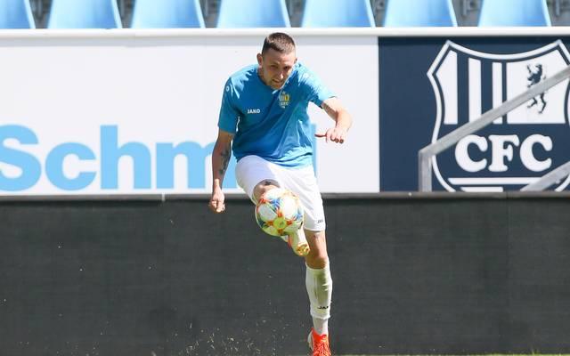 Der Chemnitzer FC stieg aus der 3. Liga ab
