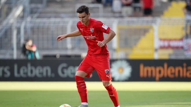 Thomas Keller sorgte mit seinem Doppelpack für den Sieg im Topspiel gegen Kaiserslautern