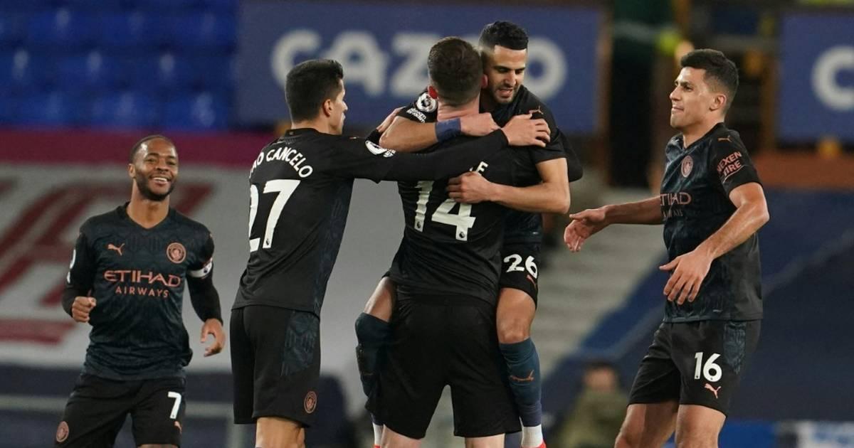 Manchester City baut Tabellenführung aus - Gündogan fehlt angeschlagen - SPORT1