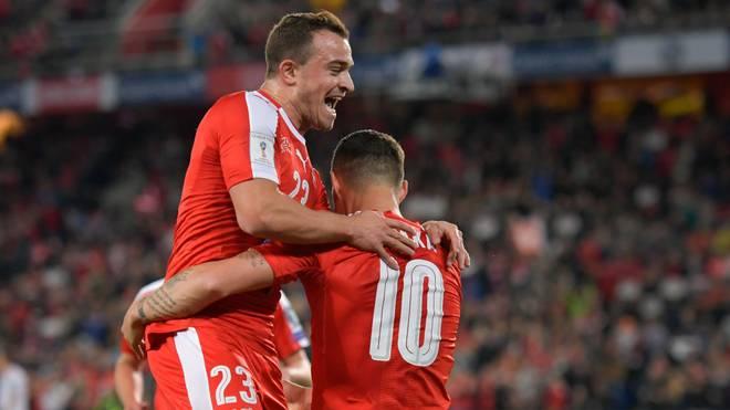 Xherdan Shaqiri ist auf eigenen Wunsch nicht bei den Länderspielen der Schweiz dabei