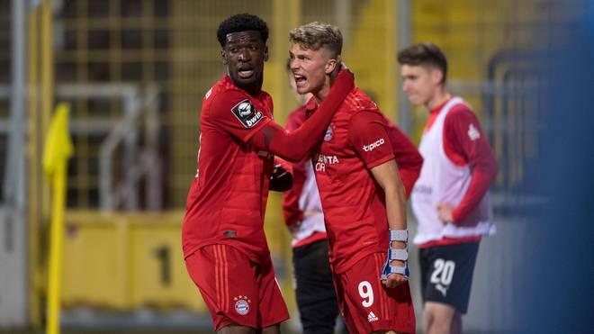 Kwasi Okyere Wriedt spielte seit 2017 für den FC Bayern