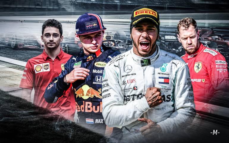 12 von 21 Rennen sind durch, jetzt geht die Formel 1 in die Sommerpause. Ein gute Gelegenheit, einen Blick auf die bisherigen Leistungen der Fahrer zu werfen. Wer hat geglänzt, wer muss dringend nachlegen? SPORT1 verleiht die Zwischenzeugnisse