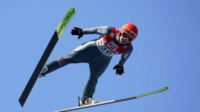 Katharina Althaus hat auch in Lillehammer das Podest verpasst