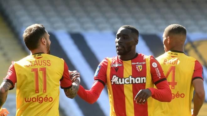 Der RC Lens spielt am Samstag gegen Paris St. Germain