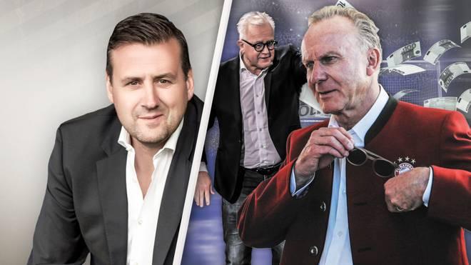SPORT1-Chefredakteur Pit Gottschalk sieht noch hohe Hürden auf dem Weg zur einer Gehaltsobergrenze in der Bundesliga