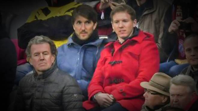 Julian Nagelsmann trug schon vor einigen Jahren Rot