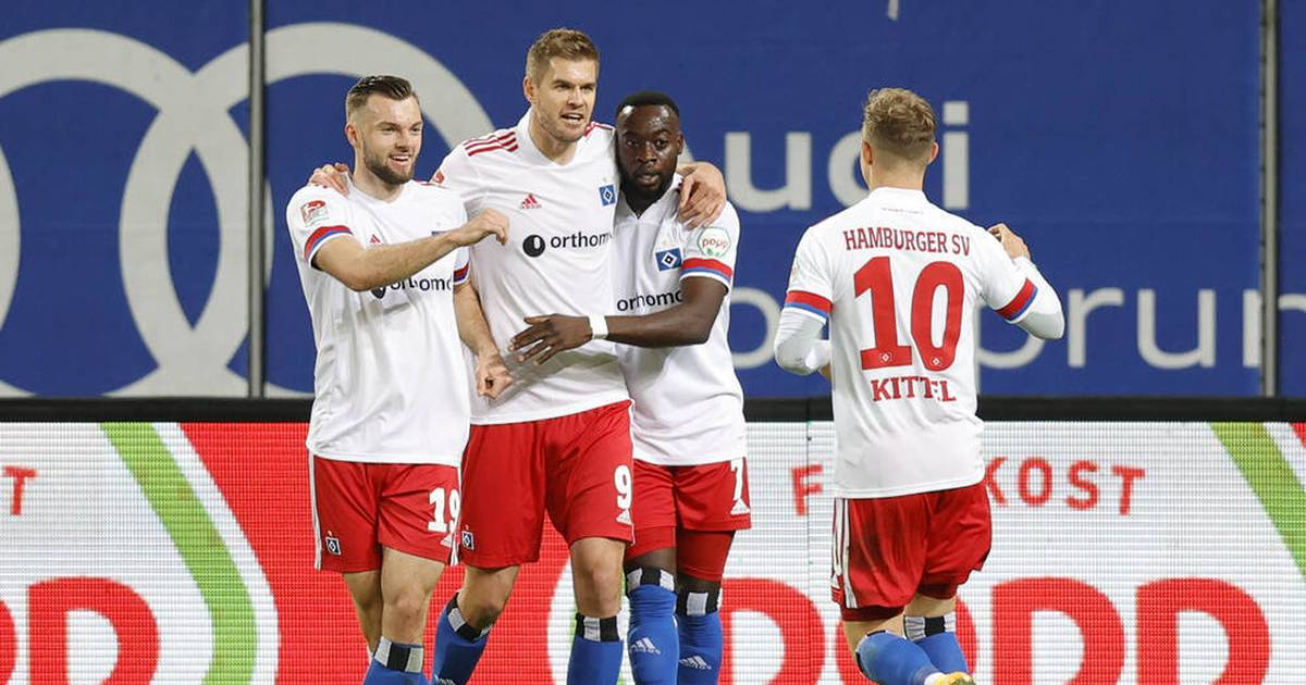 2. Bundesliga: HSV, Hannover und Fortuna live im TV, Stream, Ticker