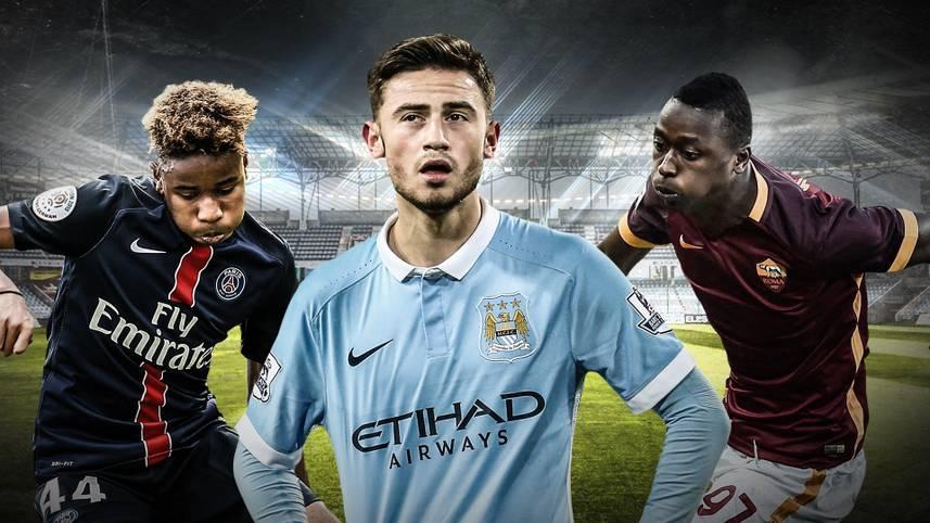 Die UEFA Youth League startet in die Achtelfinals. Mit dabei sind einige herausragende Talente, die sich in Zukunft einen Namen machen werden. Die SPORT1-Moderatoren haben ganz genau hingeschaut und ihre Favoriten ausgewählt