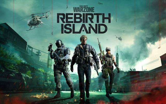 Die neue Warzone Map: Rebirth Island