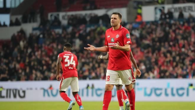 Adam Szalai spielt künftig nicht mehr bei Mainz 05