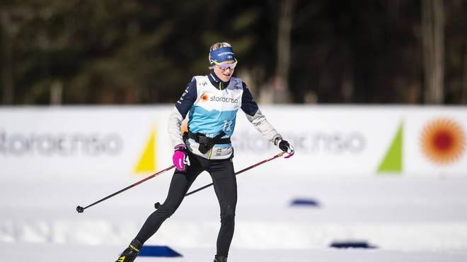 210301 Frida Karlsson of Sweden