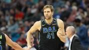 NBA: Dirk Nowitzki von Dallas Mavericks droht Saison-Auftakt zu verpassen